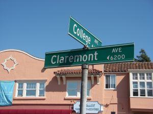 Claremont & College Avenues