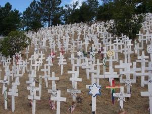 Crosses of Lafayette