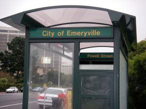 Emeryville Marina Bus Stop
