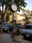 Montclair Village Clock