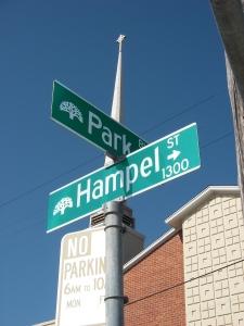 Park Blvd & Hampel, Oakland